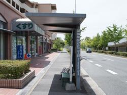 精華桜が丘二丁目バス停
